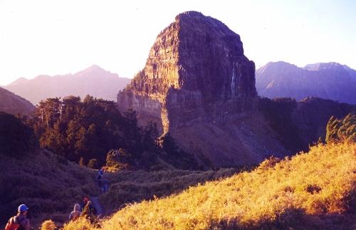 Dabajianshan, Taiwan's most magnificentlly distinctive high mountain peak