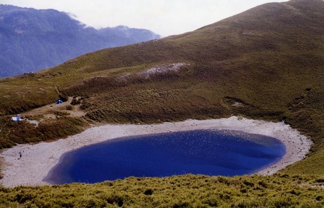 Jiaming Lake, Taitung County