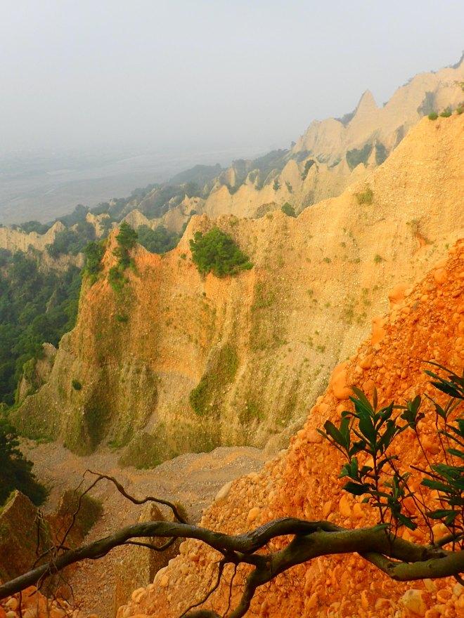 Fire Mountain, Miaoli County