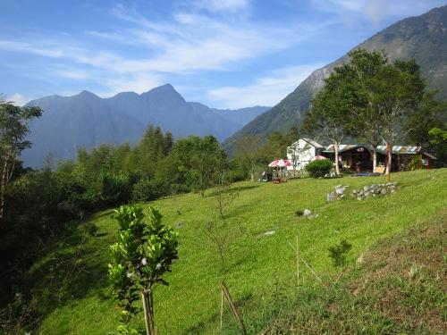Datong aboriginal settlement, Hualien County