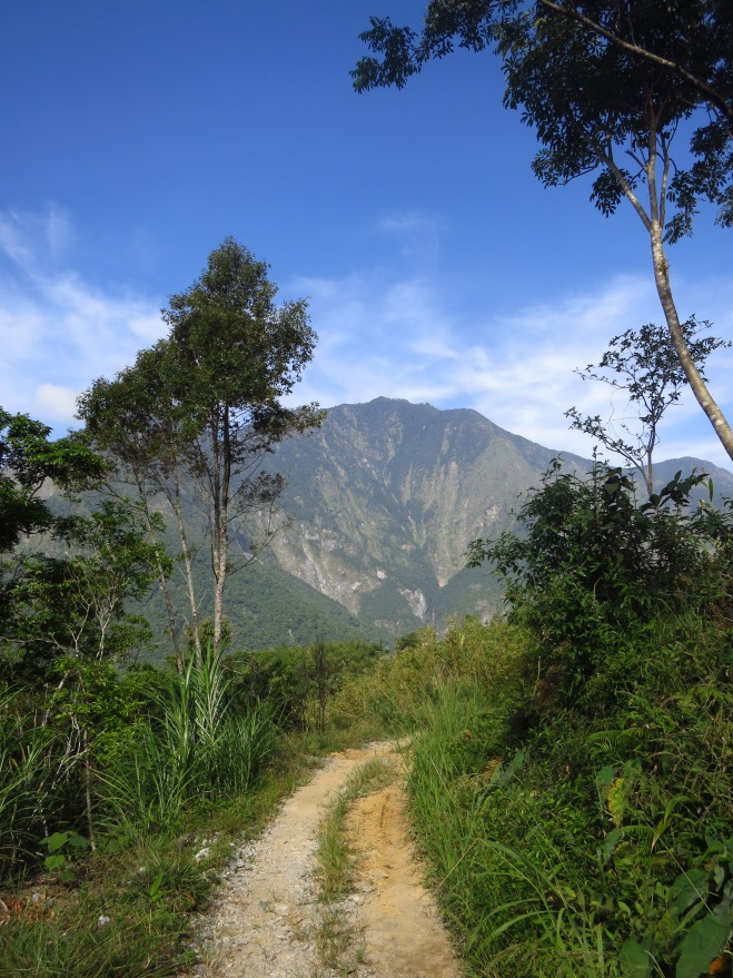 On the Dali-Datong Trail, Hualien County