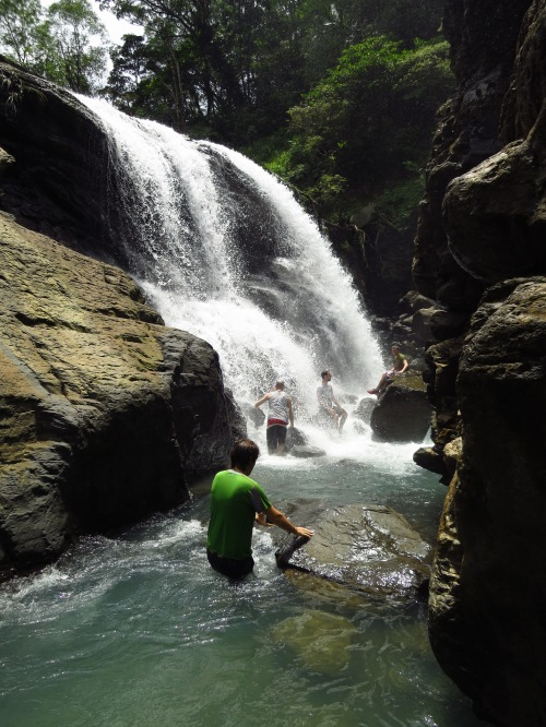 Sisters' Waterfall, Sanxia, New Taipei City