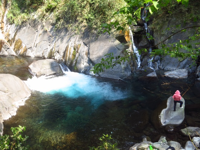 Sileng Hot Springs, Taoyuan City