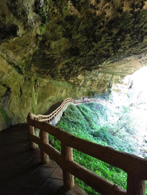Songlongyan Rock, Shanlinxi, Nantou County