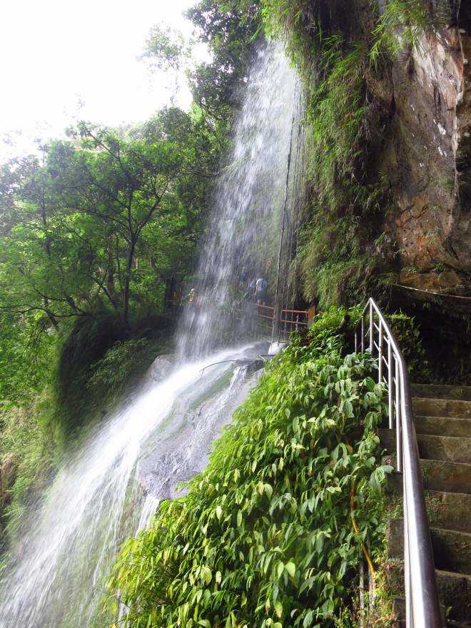 Silver Stream Cave, Xindian, New Taipei City