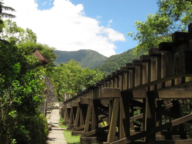 Lintienshan, the best-preserved Japanese-era logging station in Taiwan, Hualien County