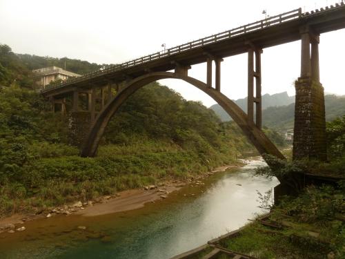 Historic Coal Transporting Bridge, Houtong, New Taipei City
