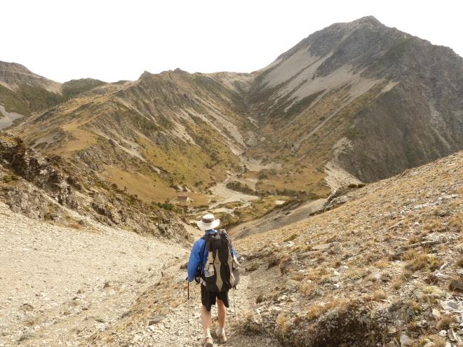 Mount Nanhuda, Yilan/Hualien Counties
