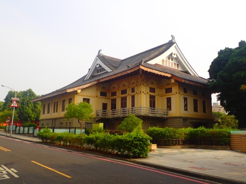 Japanese-era Wude Hall (used for martial arts training during colonial times), Tainan City
