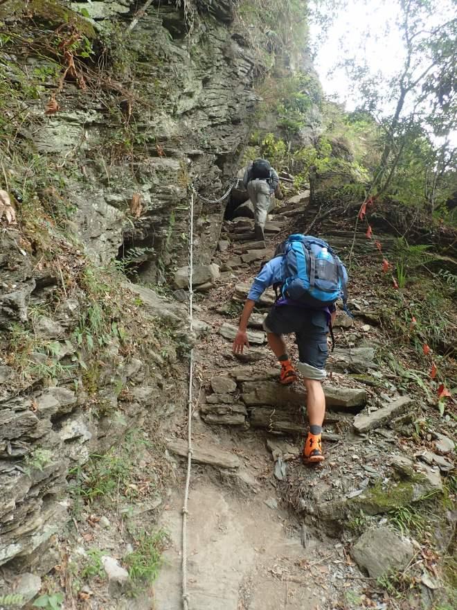 Wenshan Trail, Taroko Gorge, Hualien County