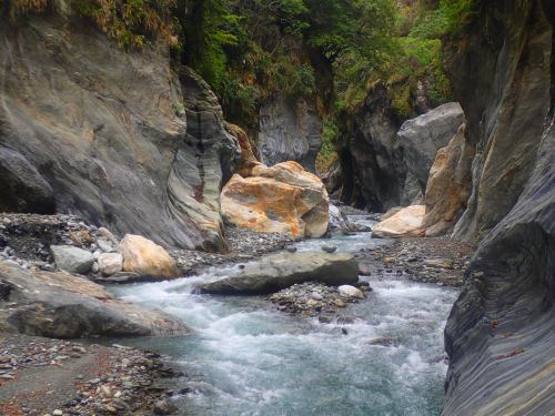 Wenshan Hot Springs, Taroko Gorge, Hualien County