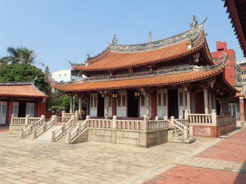 Confucius Temple, Changhua