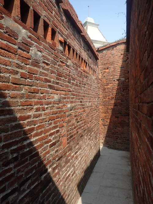 Atomospheric old alleyways in Lukang, Chunghua County