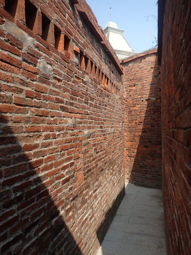 Atomospheric old alleyways in Lukang, Chunghua County