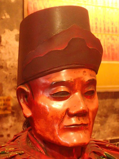 Temple sculpture, Lukang, Chunghua County