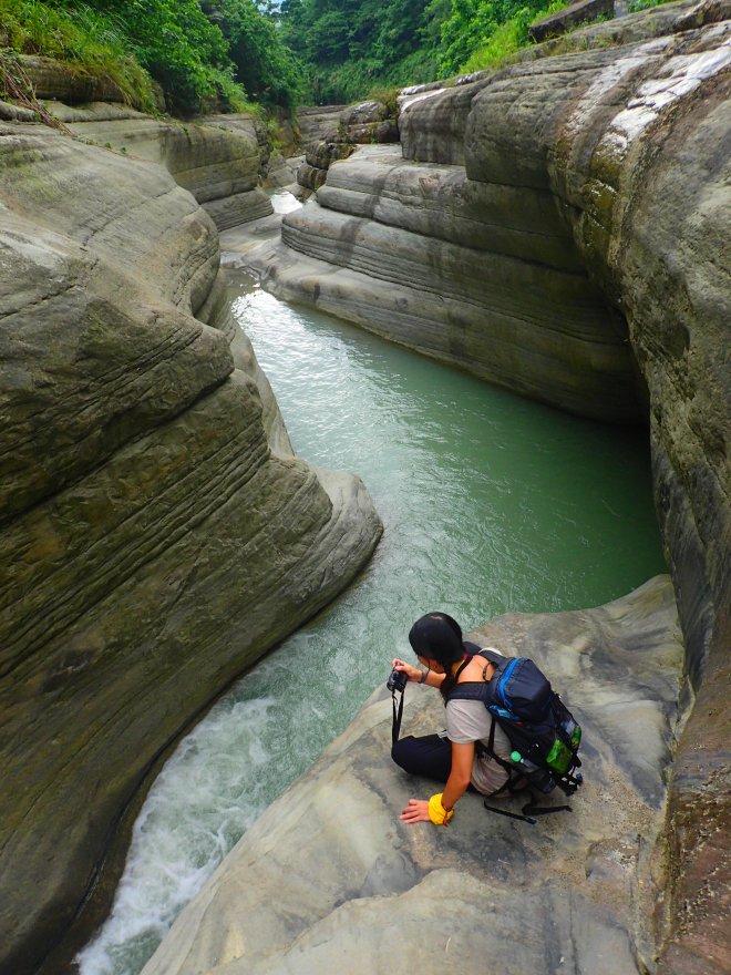 Wannian Gorge, Yunlin County