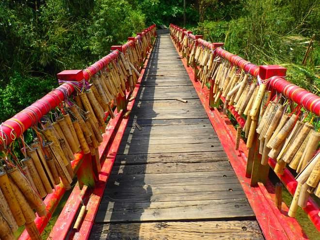 Lovers' Bridge, Jingtong, New Taipei City