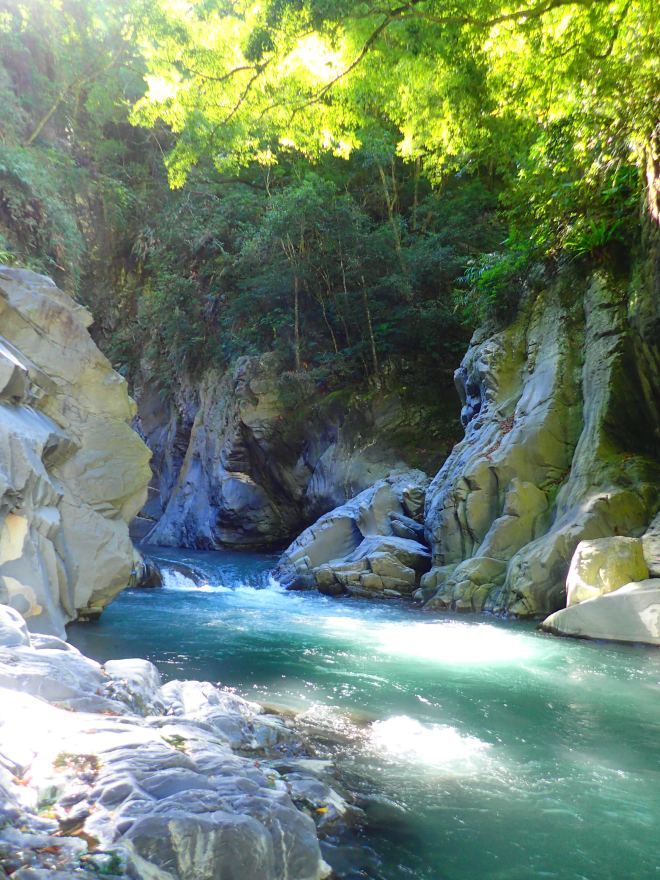 Near Lisong Hot Springs, Taitung County