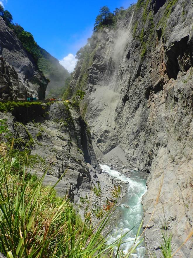 Wulu Gorge, South Cross-island Highway, Taitung County