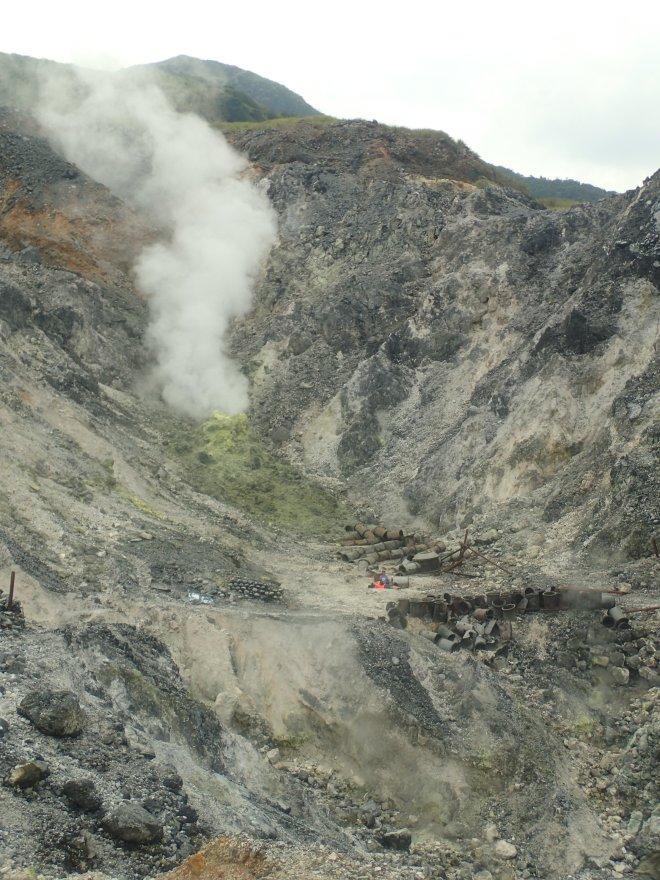 Dayoukeng Fumaroles, Yangmingshan, New Taipei City
