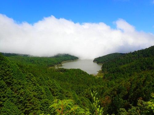 Cuifeng Lake, Taipingshan, Yilan County