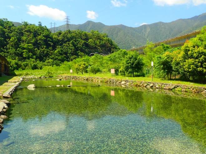 Dongyue Cold Spring, Yilan County