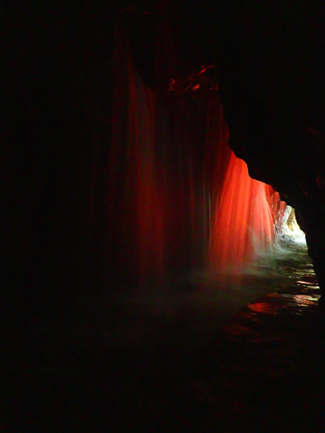 Another view of Water Curtain Cave, Taroko Gorge, Hualien County