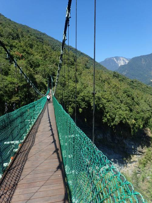 Walami Trail, Hualien County