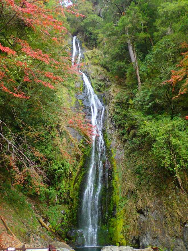 Taoshan Waterfall, Taichung City