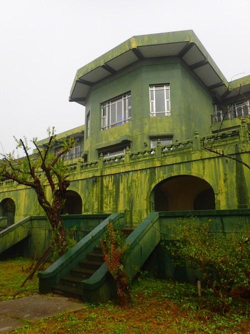 Zhongxing Guesthose (later renamed Yangmingshuwu), the last residence of President Chiang Kai-shek