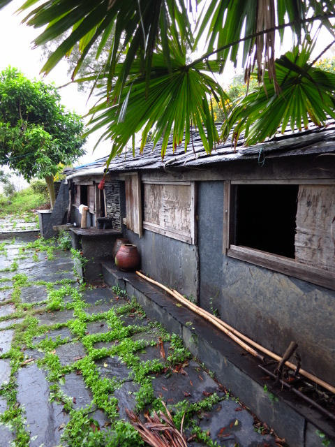Jiuhaocha aboriginal village, Pingtung County, to reach which requires a two-day (return) trek