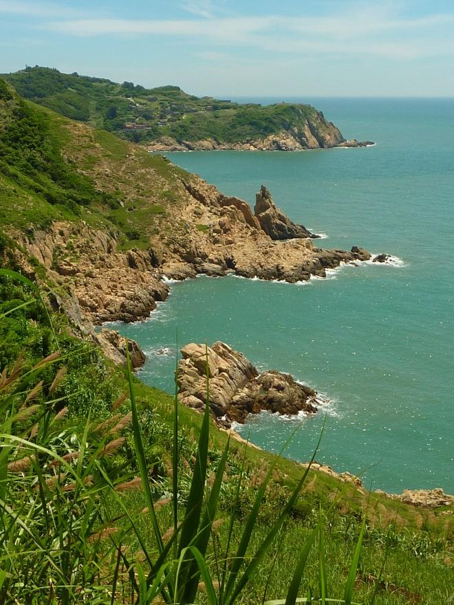 The east coast of Dongju, Matsu