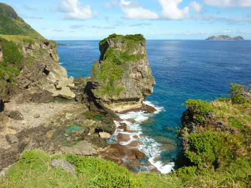 The Old Man Rock, Lanyu