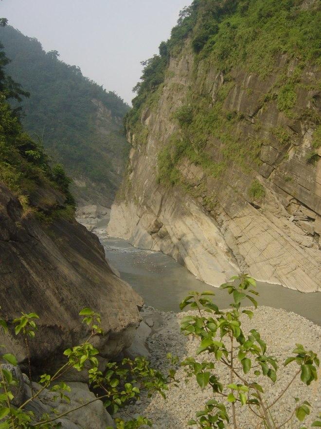 Meishan Grand Canyon, Chiayi County