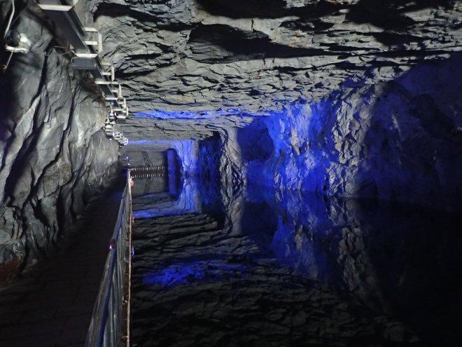 Zhaishan Tunnel, Kinmen