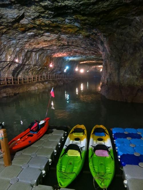 Beihai Tunnel, Nangan island, Matsu