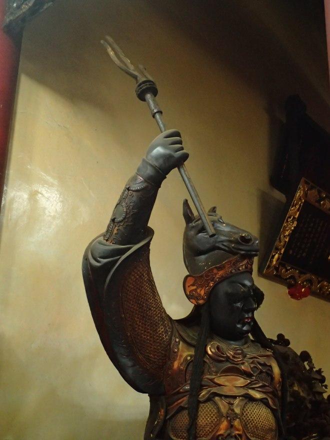 Temple sculpture, Tainan