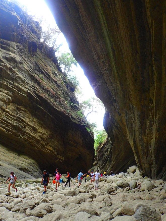 Dadi Gorge, Tainan City