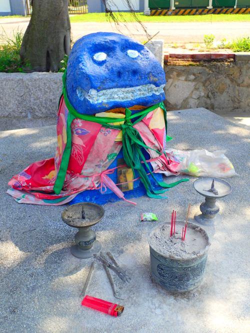 Fengshiye statue, Kinmen