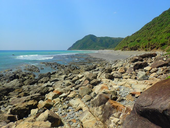 Alangyi Historic Trail, Pingtung County