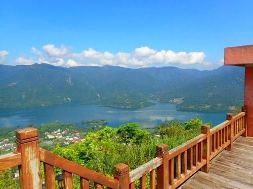 White Horse Pavilion, Zengwen Reservoir, Chiayi County