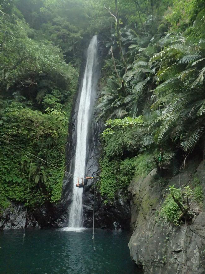 Lovers' Waterfall, Kaohsiung City