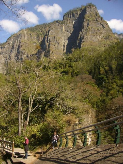 Tashan (Tower Mountain) Chiayi County
